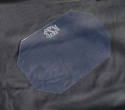 $24.00 Octagon Placemat