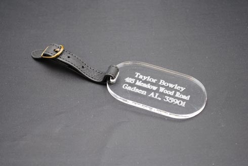 $22.00 Luggage Tag