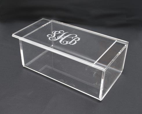 $37.00 Sliding Lid Box