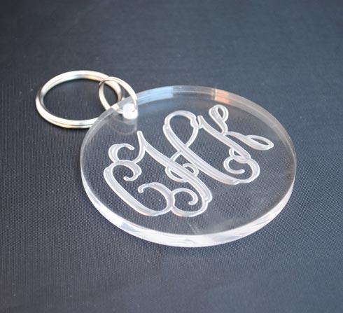 $20.00 Round Key Ring