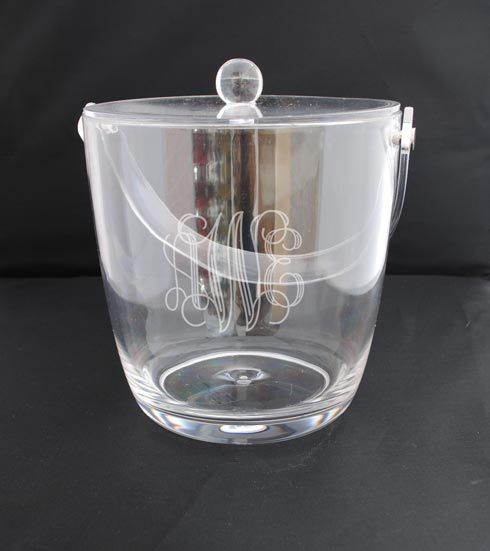 $60.00 2.5qt Ice Bucket