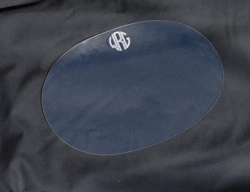 $24.00 Oval Placemat