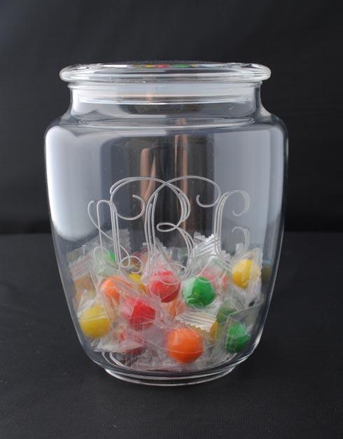 $24.00 Medium Candy Jar