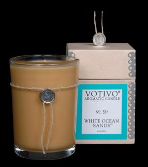 Votivo  Aromatic Candles White Ocean Sands Candle $28.00
