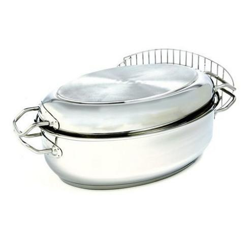 Norpro  Cookware 12 QT Stainless Double Roaster $199.79