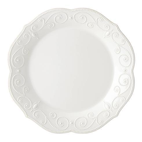 Lenox French Perle - White Dinnerware Lg Round Platter $49.95