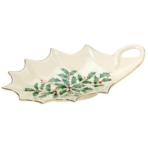 $50.00 Holly Leaf Dish