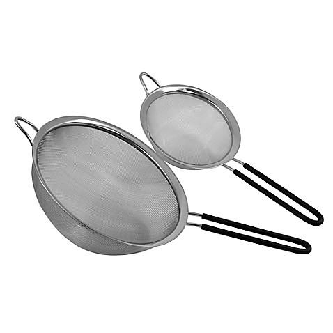 Oneida  Kitchen Utensils/Gadgets Mesh Strainers, Set of 4 $12.95