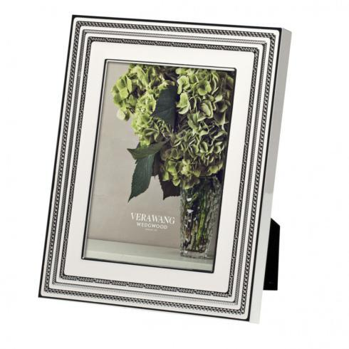 Tournesol Exclusives  Vera Wang 5x7 With Love Blanc Frame $75.00