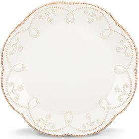 Lenox French Perle - White Dinnerware Accent/Salad Plate $16.95