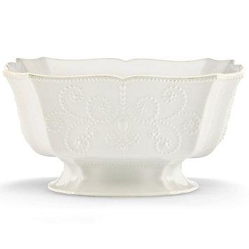 Lenox French Perle - White Dinnerware Centerpiece Bowl $79.95