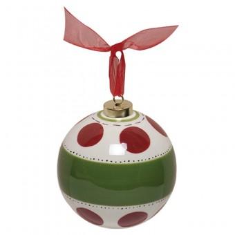 $15.00 Ball Ornament