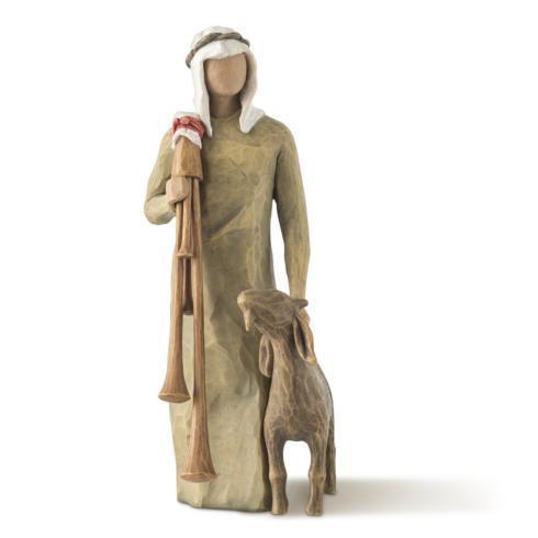 Zampognaro-Shepherd With Bagpipe