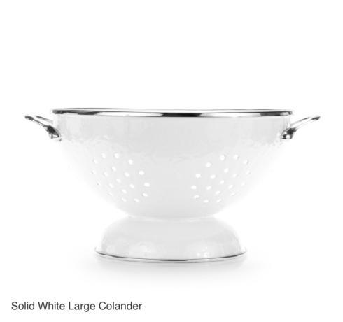 $42.00 White Colander/Large