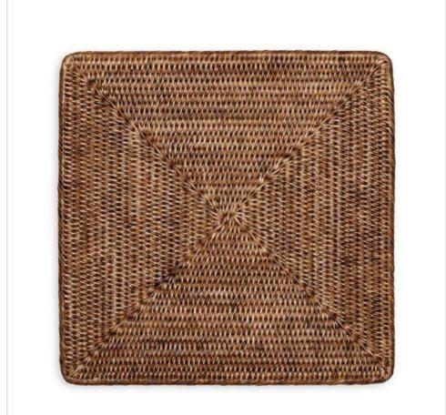 Rattan Placemat collection with 1 products