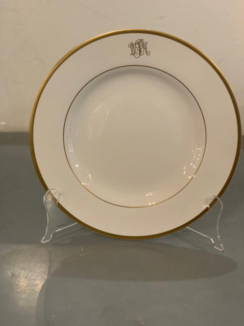 Pickard Signature Monogrammed Dinner Plate collection with 1 products