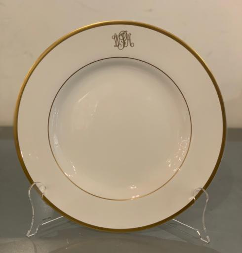 Pickard Signature   Pickard signature Monogrammed Bread and Butter Plate $48.00