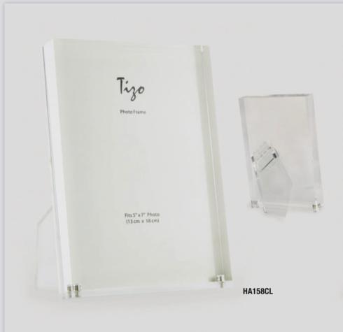 Tizo Designs   Acrylic Frame 4 x 6 $37.00