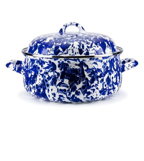 4 qt. Dutch Oven Cobalt collection with 1 products
