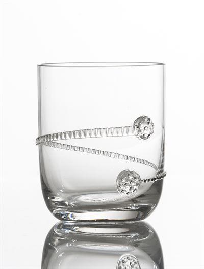 $18.00 Stemless Wine Glass, Clear