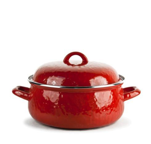 $54.00 Golden Rabbit 4 Qt. Dutch Oven/Red