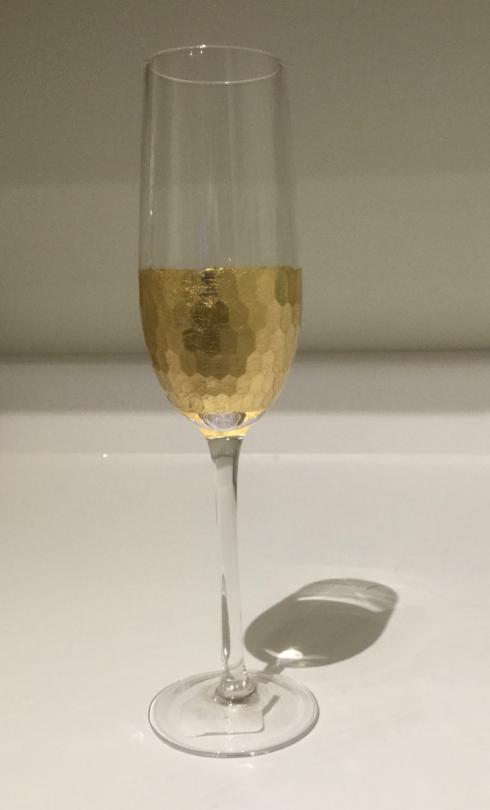 Tipton Hurst Exclusives   Champagne flutes $15.00