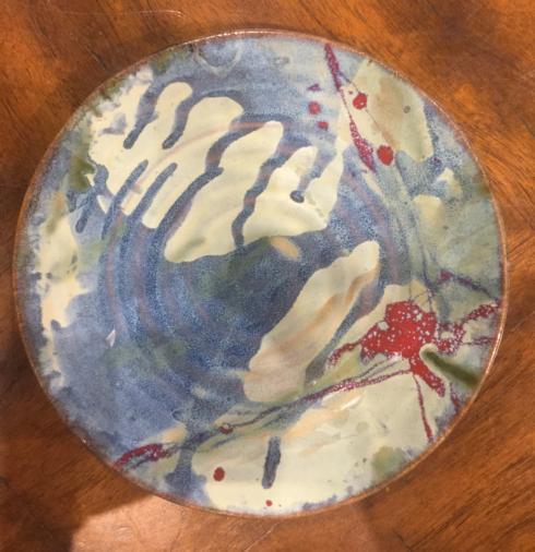 Tipton Hurst Exclusives   Miller's Mud Salad Plate $40.00