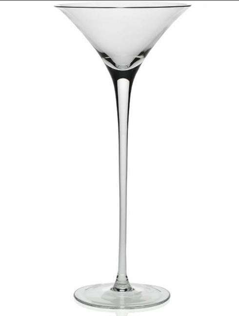"$68.00 William Yeoward 11"" Tall Martini/Cocktail Glass"
