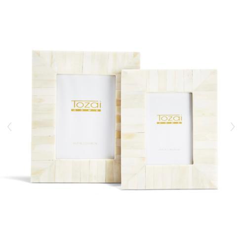 $42.00 Ivory Tile Frame 4x6