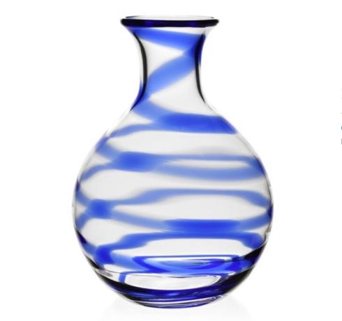 $195.00 William Yeoward Bella Blue Carafe