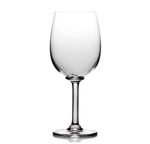 $75.00 Simon Pearce White Wine Glass