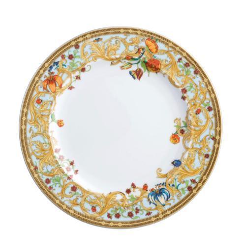 $145.00 Versace Butterfly Garden Dinner Plate