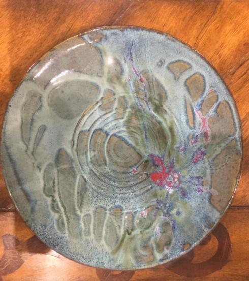 Tipton Hurst Exclusives   Miller's Mud Pottery Dinner Plate $50.00