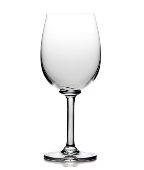 $75.00 Simon Pearce Hampton Red Wine Glass