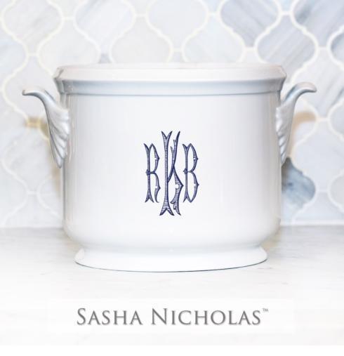 $185.00 Sasha Nicholas Champagne Bucket