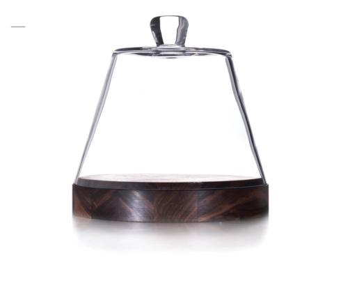 Tipton Hurst Exclusives   Simon Pearce cheese Board/Dome $350.00
