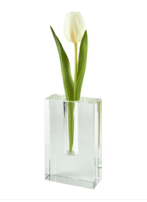 $80.00 Tizo Crystal Bud Vase