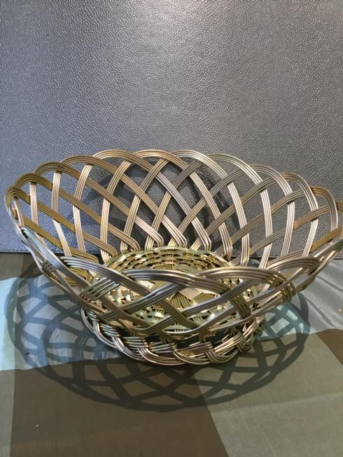 Gold basket collection with 1 products