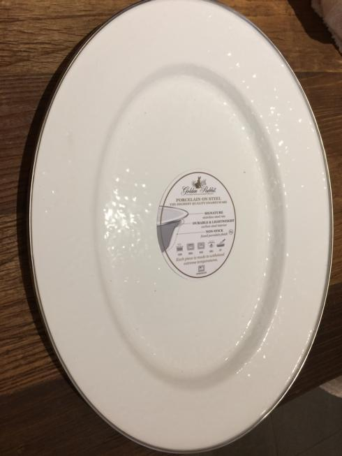 large oval platter collection with 1 products
