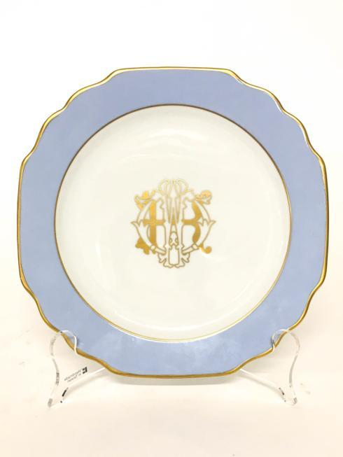 Pickard Signature   Salad Plate - Colorsheen - Blue $68.00