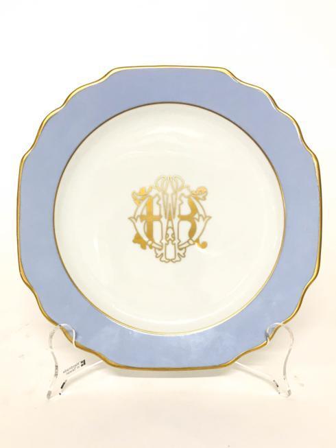 $68.00 Salad Plate - Colorsheen - Blue