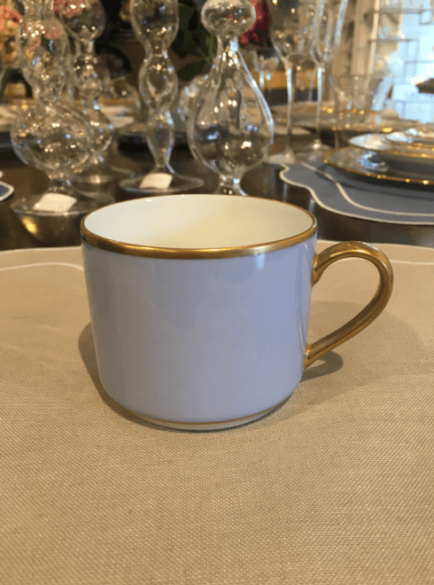 $67.00 Gold Rim Can Cup