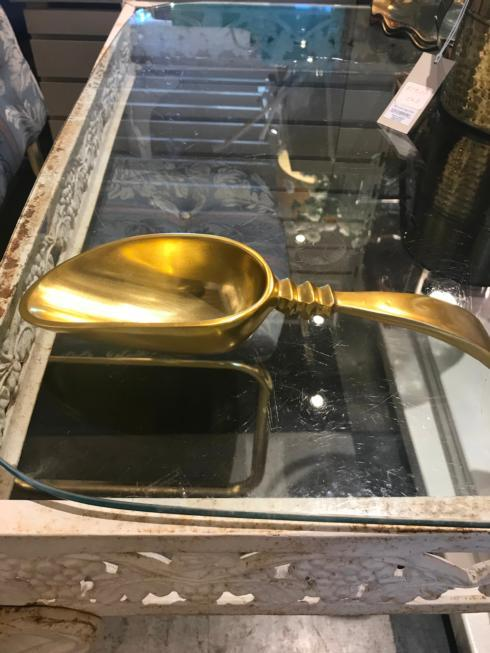 $20.00 gold ice scoop