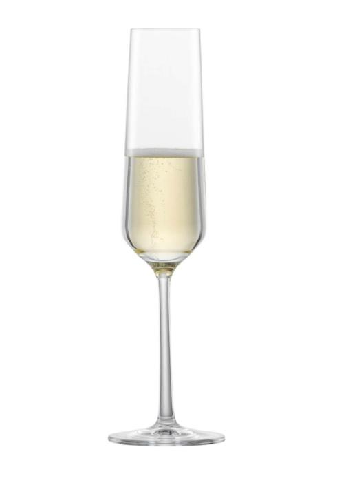 $17.00 Pure - Champagne Glass