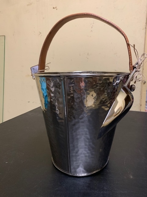 Pewter Hammered Ice Bucket collection with 1 products