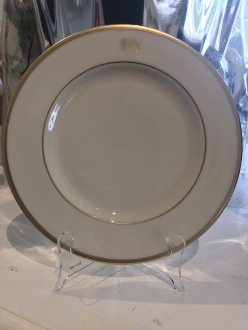 Pickard Mongrammed salad plates collection with 1 products