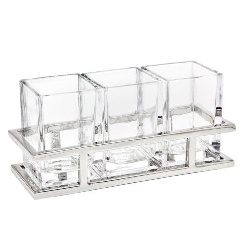 Godinger   Aspen Flatware Caddy $83.00