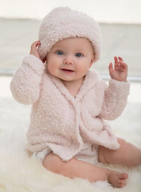 $59.00 Infant Cardigan Pink