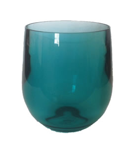 $7.00 Turquoise Tumbler