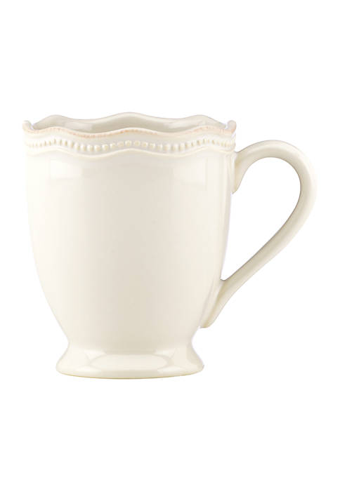Lenox   French Perle Mug  $16.00